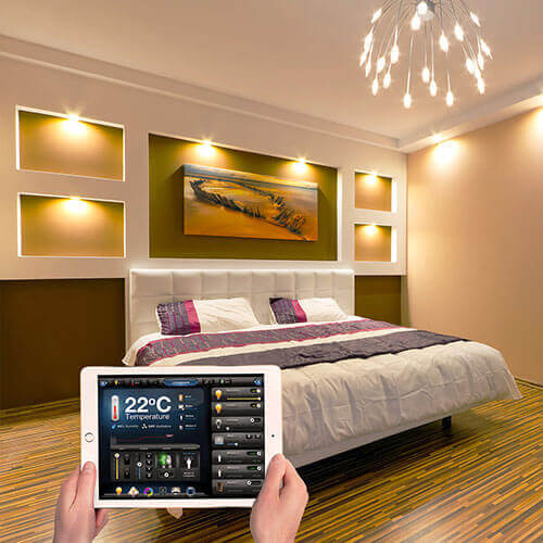 Smart Lighting Control Systems Home Solutions In