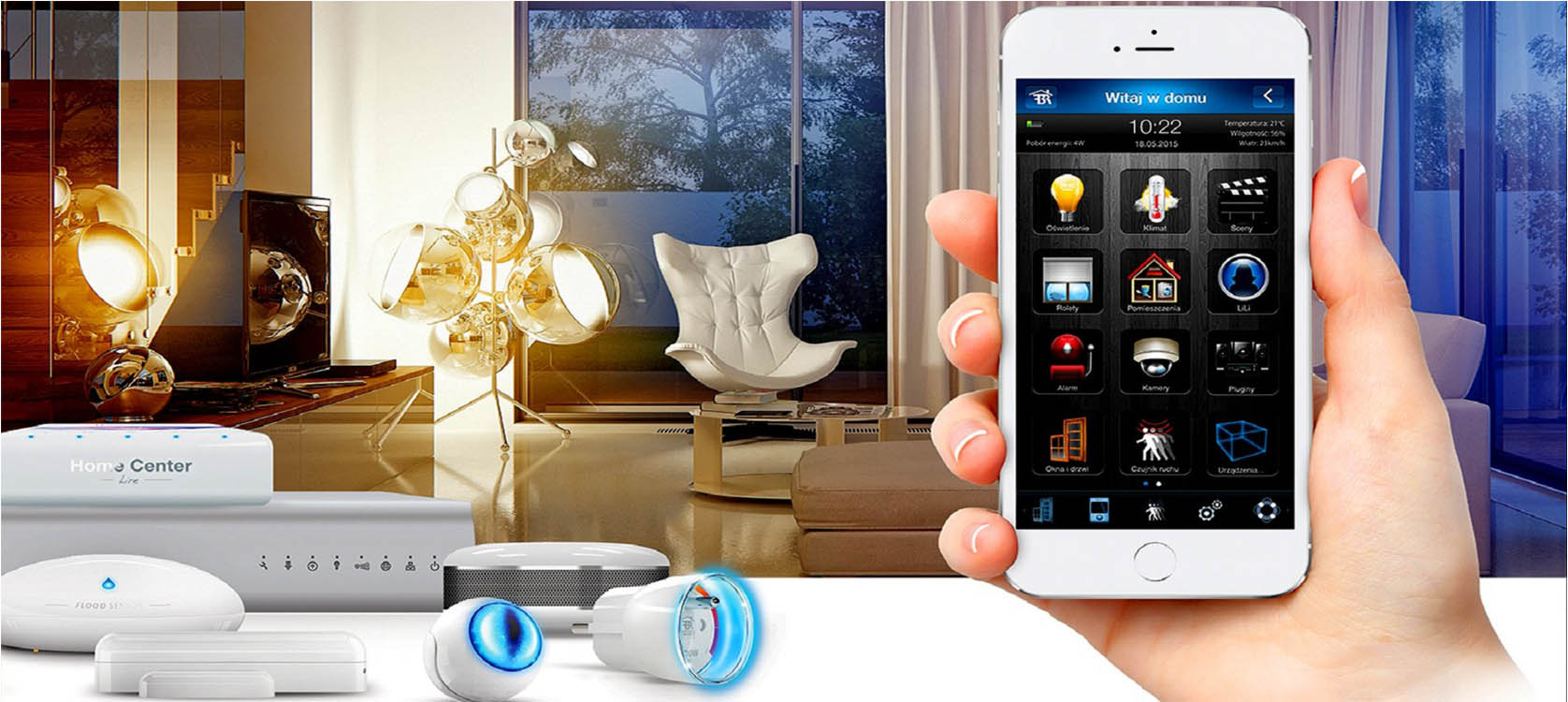 Home Automation And Smart Solutions Liverton